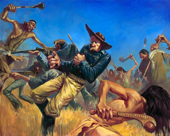 the battle of little bighorn It is generally accepted that the native americans suffered terribly from the western movement of white americans, but it is a misconception that all native americans.